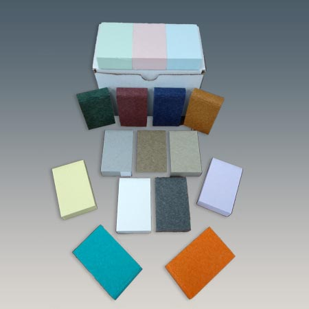 Built To Last Sample color box