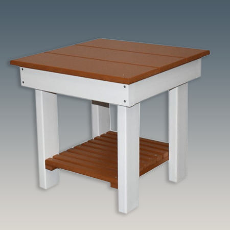 Square Outdoor Side Table