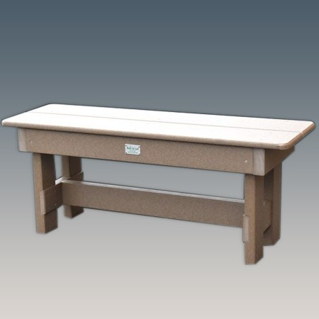 "42"" outdoor dining bench"