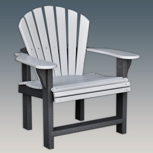 Garden Chair Adirondack Back